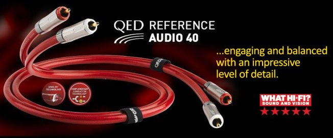 Qed reference audio 40